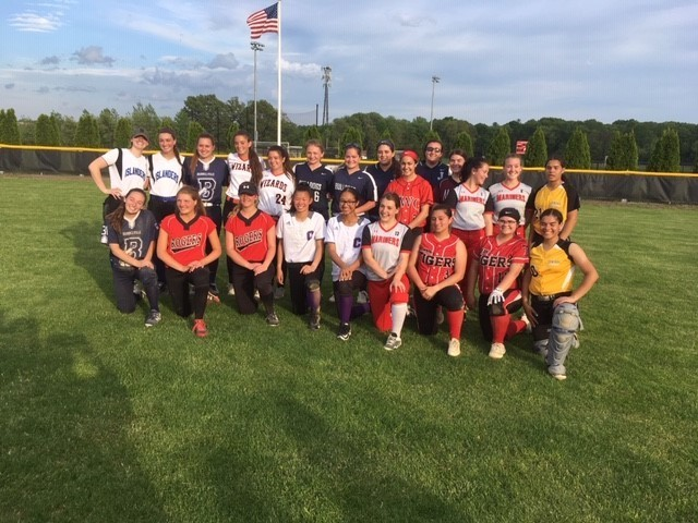 Alice Sullivan memorial all star softball game