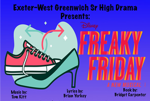 EWG Drama Presents --Freaky Friday
