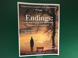 Drama Production - Weekend of 11/30